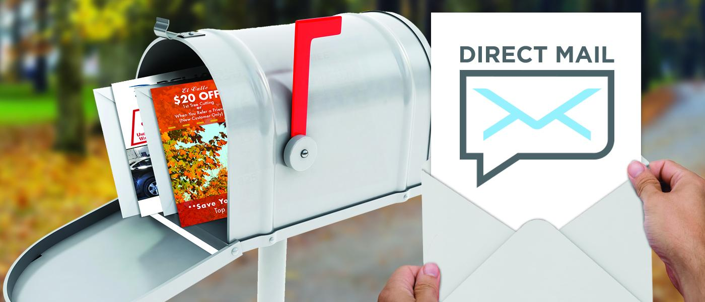 Direct mail success rates 2018